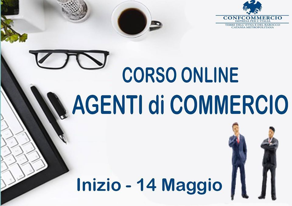 Al via i corsi on line per agente di commercio