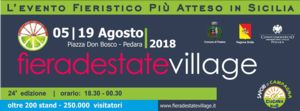 Fiera d`Estate Village 2018