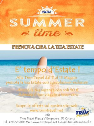 In vacanza con Trim Travel