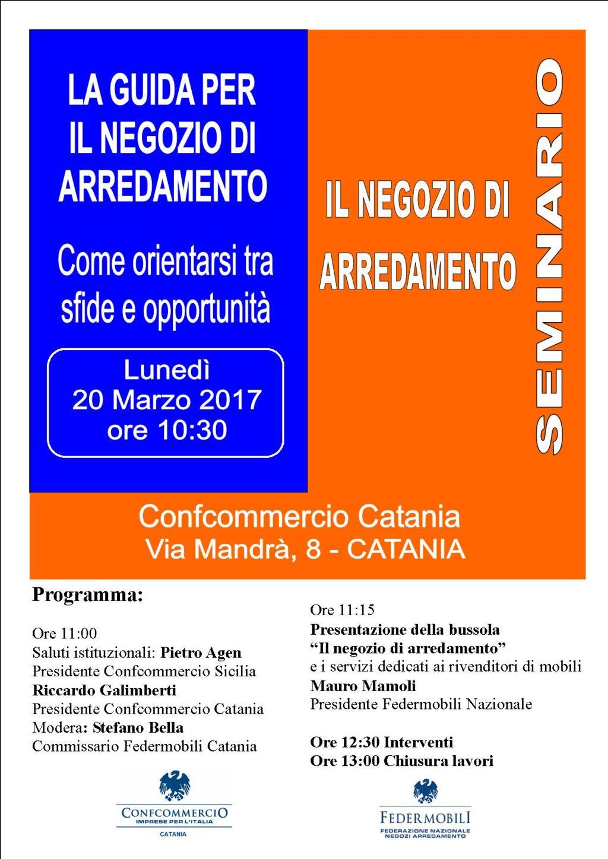 """Negozi Di Mobili Catania il negozio di arredamento"""" la guida delle bussole presentata"""